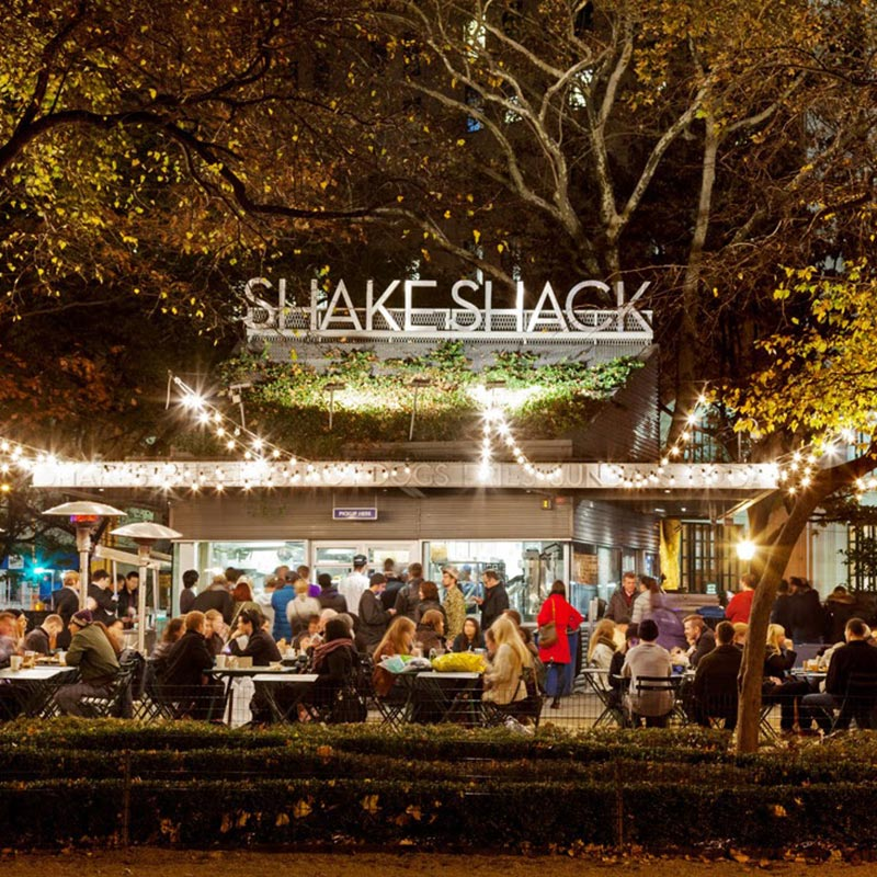 Madison Square Park - Shake Shack